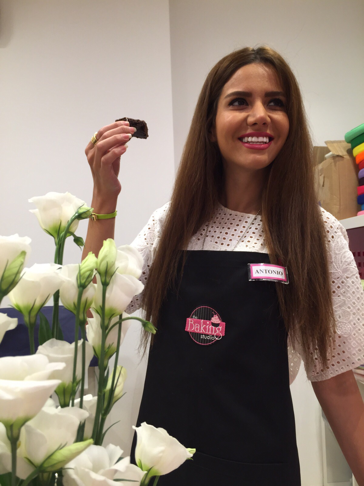 The Baking Studio ! – Official Page of Setareh Raeisi